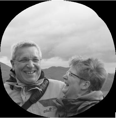 Karin und Thomas Mrozek - BEI HEDWIG Kindertagespflege